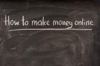 how to make more money online